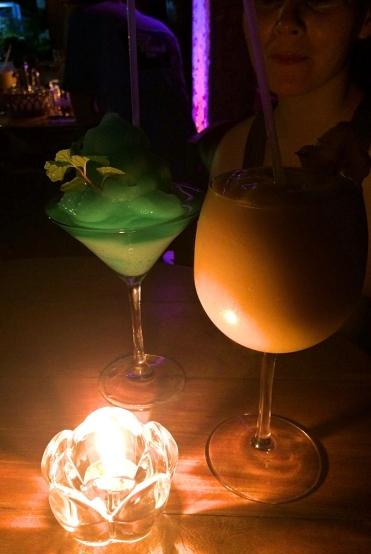 Amazing Daiquiris at Bar 3J, Vinales, Cuba