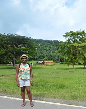 Me at Cueva del Indio Ranch, Vinales, Cuba