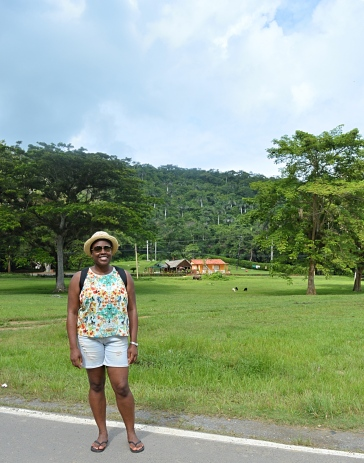 Me at Cueva del Indio Ranch, Vinales, Cuba