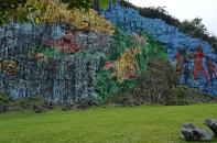 Mural de la Prehistoria, Vinales, Cuba