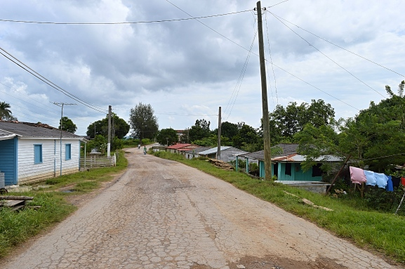 Village near Hotel Los Jazmines, Vinales, Cuba