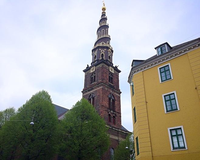 Church of Our Saviour, Copenhagen, Denmark