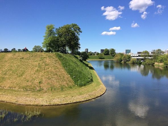 Nordre Tolbold Park, Copenghagen, Denmark