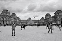 Louvre Palace, Paris, France