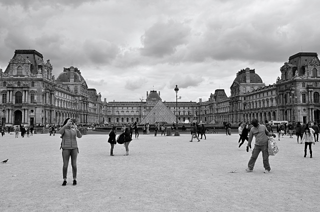 Louvre Palace, Paris, France