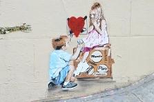 Street Art, Paris, France