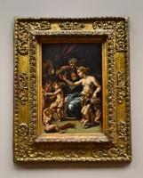 Vénus et Vulcain, Louvre Museum, Paris, France