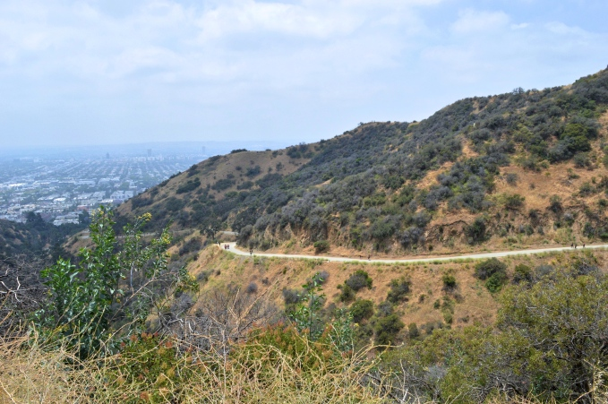 Runyon Canyon Park, Los Angeles, USA